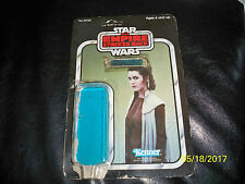 Vintage Star wars Empire 31 back Bespin Leia original cardback and bubble