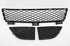 Genuine Front Bumper Lower Central Grill + Covers BMW 6 E63 E64 07-2010 Facelift