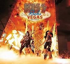 Kiss - Rocks Vegas - Live At The Hard Rock Hotel (NEW DVD+CD)