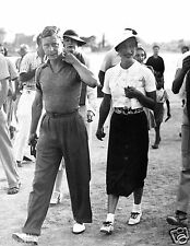 King Edward VIII and Mrs Wallis Simpson on holiday in Yugoslavia, 1936