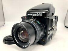 ✈FedEx【Nr MINT】Mamiya 645 Pro + AE Finder + SEKOR C 55mm f2.8N Lens From Japan