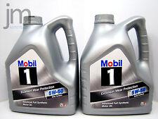 2x4L Erfrischt MOBIL 1 PEAK LIFE 5W-50 Motoröl 8 Liter FS X1 5W50 Rally Formula