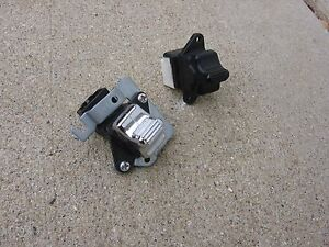 ACURA VIGOR INTERIOR DOOR HANDLE WINDOW SWITCHES FRONT AND REAR YOU GET BOTH OEM