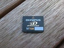 1GB  Olympus xD Picture Card 1 GB xD Speicherkarte