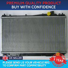 RADIATOR TO FIT HONDA CIVIC MK7 2001 TO 2005 1.4 1.6 1.7 PETROL FOR MANUAL CARS