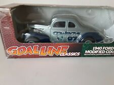 Ertl Goal Line Classics 1940 Ford Coupe Die Cast Bank  Dallas Cowboys