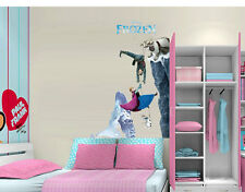 DISNEY FROZEN Anna Wall Stickers Decal Removable Home Decor Kids Art Mural
