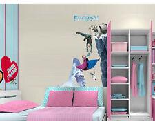 DISNEY FROZEN Anna Wall Stickers Decal Removable Home Decor Kids Art Mural