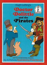 Doctor Dolittle and the Pirates - By Dr Seuss HARDCOVER Beginner Books