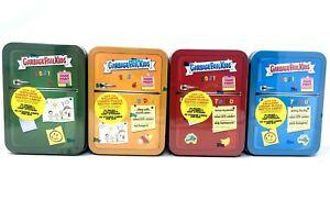 2021 Topps Garbage Pail Kids Series 1 Food Fight Blaster Box (Set of 4)