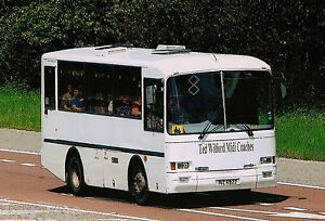 Bus / Coach Photo: TED WILFORD MIDI COACHES County Durham DENNIS JAVELIN INZ6922