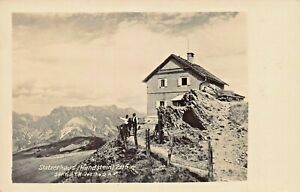 STATZERHAUS HUNDSTEIN SALZBURG AUSTRIA~1935 PHOTO POSTCARD
