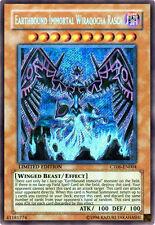 Yugioh CT06-EN004 Earthbound Immortal Wiraqocha Rasca Secret Rare Card