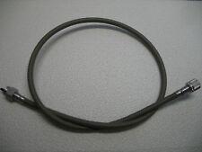 """71-72 BSA,  A65L, A65T, A65FB Tachometer Cable 2' 9""""  Smiths # DF9110/03 Tacho"""