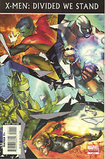 X-Men: Divided We Stand #1-2  (VF/NM 1st Prints) (Complete Mini Series)