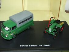 VW COMBI PICK UP & TRACTEUR FENDT  SCHUCO