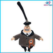 Tim Burton's The Nightmare Before Christmas Mayor Plush Doll Toy brand new