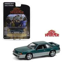Greenlight 2020 LBE Exclusive Midnight Drags R2 Purple 1987 FORD MUSTANG LX 5.0