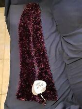 Romeo & Giulia Authentic Purple Scarf