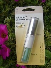 ALMAY CLEAR COMPLEXION BLEMISH CONCEALER & TREATMENT GEL, #100 LIGHT