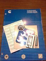 OEM Cummins Troubleshooting and Repair Manual L10 Series Engines