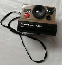 Polaroid 500 Vintage Land Camera