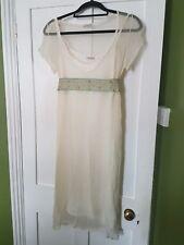Noa Noa layered chiffon dress size XS