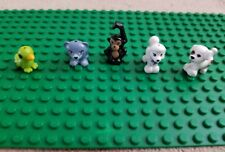 Lego Friends Animal Bear Monkey Bird Poodle Puppy Lot Of 5 Pets