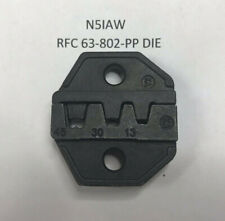 Die Set For Crimping 153045 Amp Anderson Power Pole Type Amp Similar Connectors