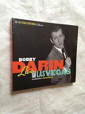 BOBBY DARIN CD LIVE FROM LAS VEGAS 72438-75939-2-3 2005 ROCK