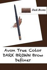 Avon True Color DARK BROWN Glimmerstick Brow Definer
