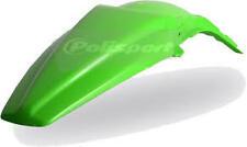 garde boue arrière vert  POLISPORT KXF 450   2012