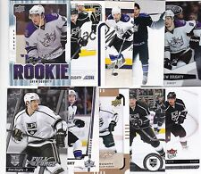 (20) CARD DREW DOUGHTY PREMIUM LOT W/ ROOKIE LOS ANGELES KINGS NO DUPES