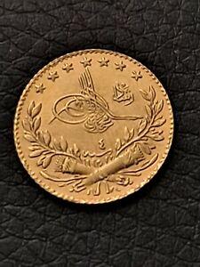 Rare early EGYPTIAN Gold COIN