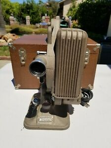 Keystone 16 Mm Projector Model A –82. Light And Projector