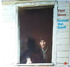 Townes Van Zandt - Flyin' Shoes - 1978 US 1st Press (NM) MINTY