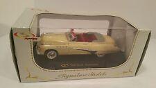 Signature Models 1949 Buick Roadmaster Convertible Die Cast Metal Car 1/32 scale