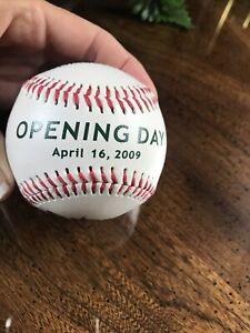 2009 Tin Caps Fort Wayne Souvenir Baseball OPENING DAY Parkview Field RARE NEW