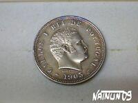 PORTUGAL / 1903 - 200 REIS / SILVER COIN