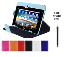 """Universal Magnetic Flip Case Cover Fits 10""""/10.1""""inch Android & Windows Tablets"""