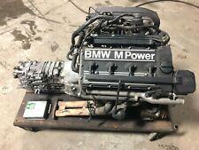 RARE BMW M3 E30 S14 engine w/ gearbox