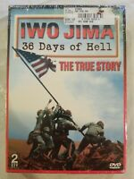 2 DVD Set WWII Documentary Iwo Jima 36 Days Of Hell NEW FREE S/H