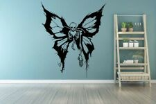 Fairy decal Pixie decal Wings Enchantress Wall Vinyl Decal Sticker Decor TK3327