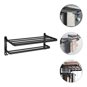 Durable Convenient Useful Simple Bathroom Holder Rack for Home