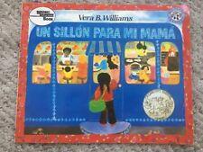 Un sillon para mi mama  (A Chair for My Mother) Williams, Vera Reading Rainbow