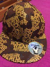 Authentic ROCA WEAR Jay-z Snapback Hat  ( STICKS & STONES EARN RESPECT 99)