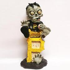 Pittsburgh Pirates Zombie on Logo Figurine [NEW] MLB Figure Garden Gnome Yard