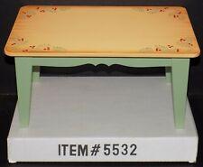 MUFFY VANDERBEAR MUFFY'S COUNTRY CHRISTMAS TABLE 5530