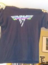 Van Halen Reunion Tour Shirt 2007-2008 David Lee Roth