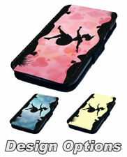 Alice in Wonderland Leather Mobile Phone Wallet Cases